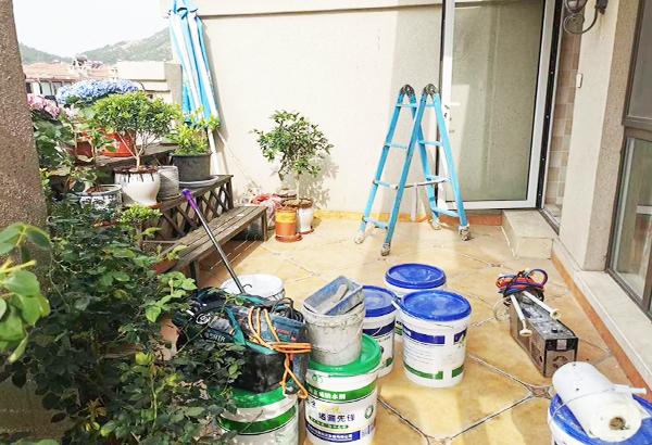 呈贡区阳台防水施工流程
