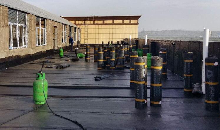 建筑房屋防水施工控制要点