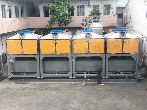 废气处理催化燃烧设备