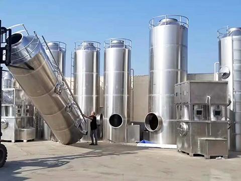 半干法大型脱硫设备