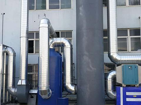 昆明烟气处理设备厂家