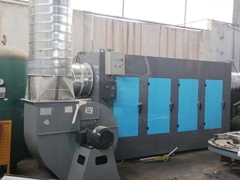 云南建水废气处理设备厂家