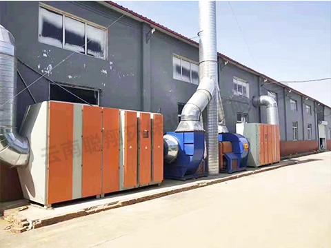 德宏廢氣處理設備廠家對于油漆房廢氣處理有哪些方法?