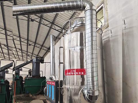 什么樣的廢氣處理設備對于處理處理廢氣上面是有幫助的?
