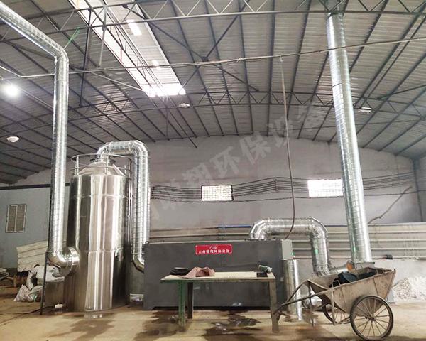 玻璃鋼工業中使用昆明廢氣處理設備之后可以起到哪些作用?