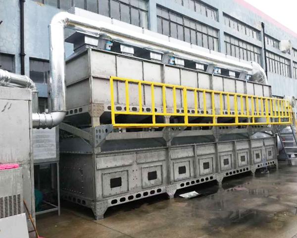 「油漆厂voc废气处理设备」的优点、选购技巧