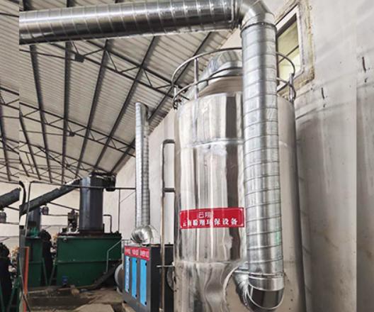 「废气处理设备」废气处理设备的优势及选择方法