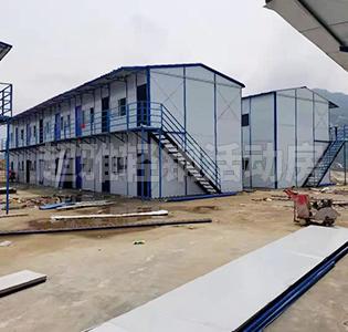 工地彩钢活动房生产厂家