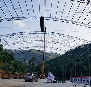 彩钢大棚搭建生产厂家