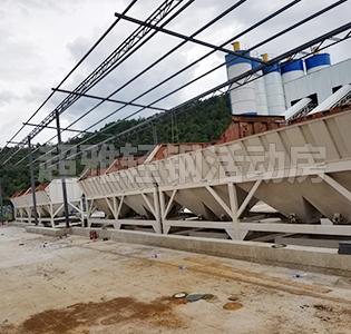 钢结构料仓