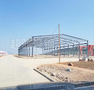 钢结构料仓厂家