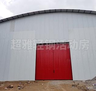 厂房轻钢搭建