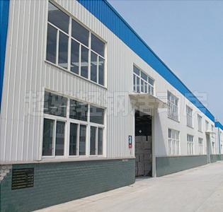 轻钢钢构厂房厂家