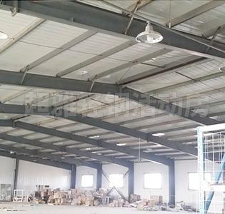 轻钢钢构厂房厂家定制