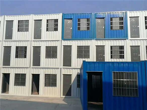 「集装箱活动房」集装箱活动房组成部分及搭建事项