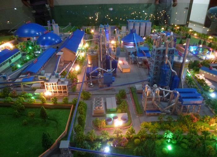 安宁昆钢水泥厂