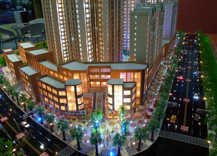 地产建筑vwin手机app元谋财富中心
