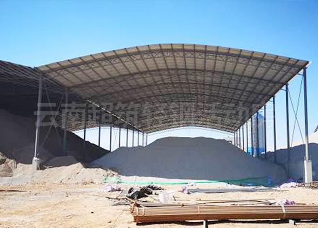 轻钢大棚建设