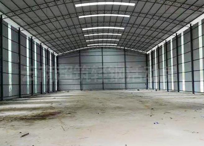 輕鋼養殖大棚搭建