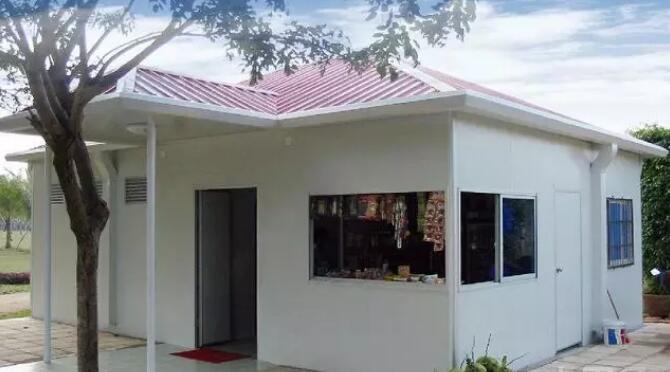 曲靖彩钢活动房设计安装