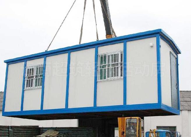 曲靖6米住人集裝箱活動房多少錢一個