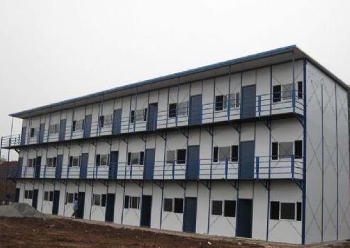 云南彩钢活动房价格及特性