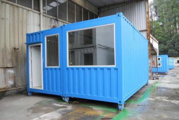 住人集装箱不断可以居住还有其它用途