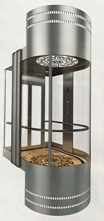 别墅观光电梯DA-V104