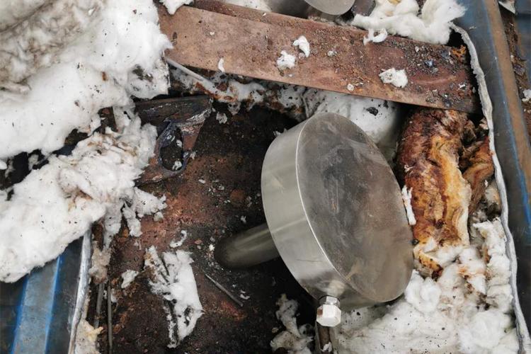 云南声波吹灰器生产厂家分析吹灰器爆管的原因