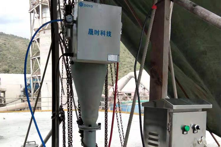 云南料仓清堵器内部有两个原因可能会产生水