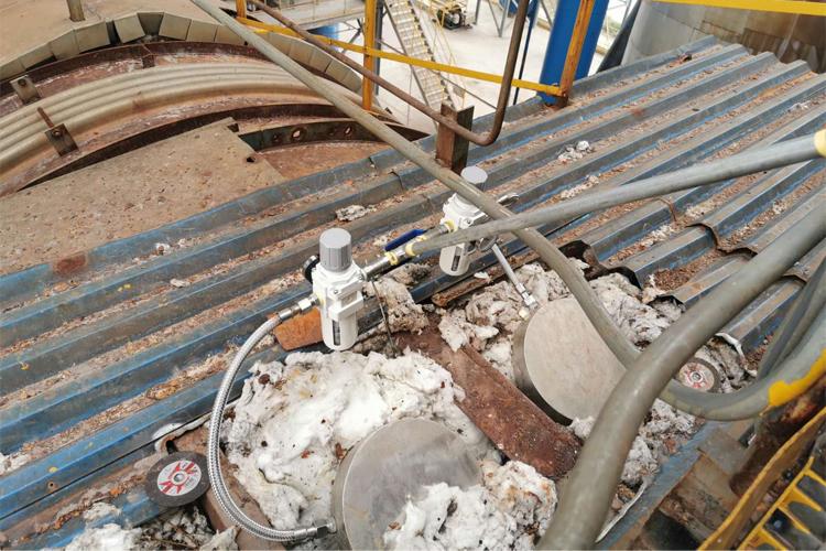 听云南吹灰器厂家说说脱硝吹灰器主要可以应用在哪些领域?
