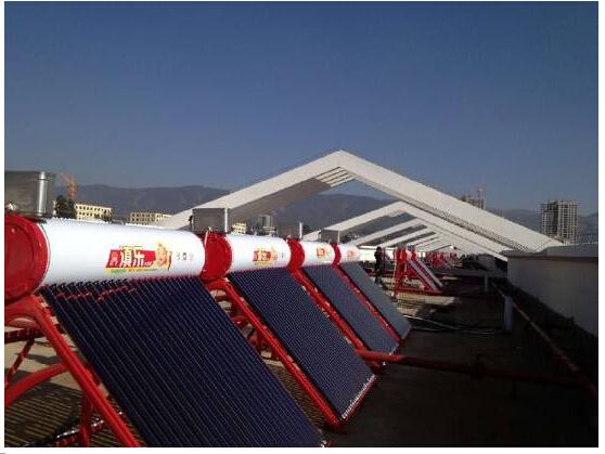 單套太陽能家用係統