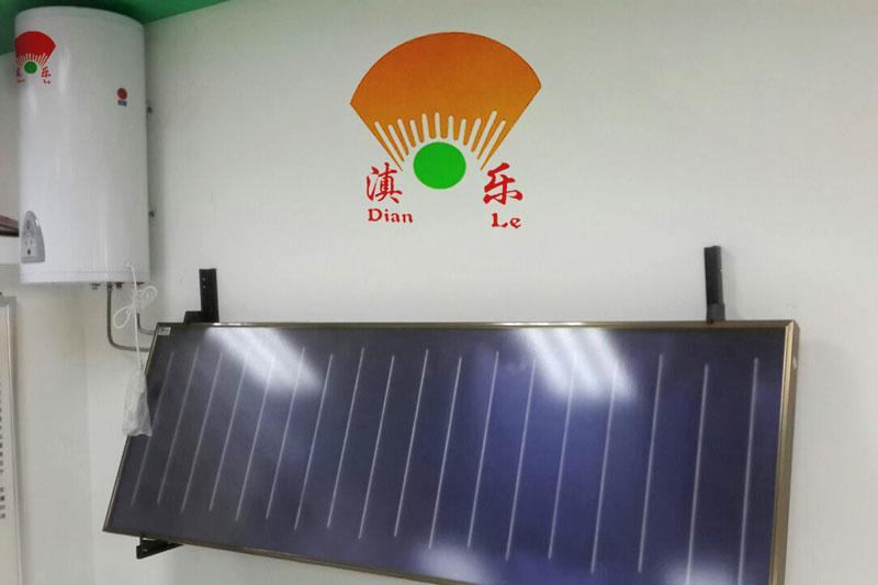 壁掛式太陽能熱水器