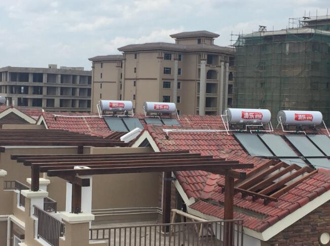 建筑一体太阳能工程