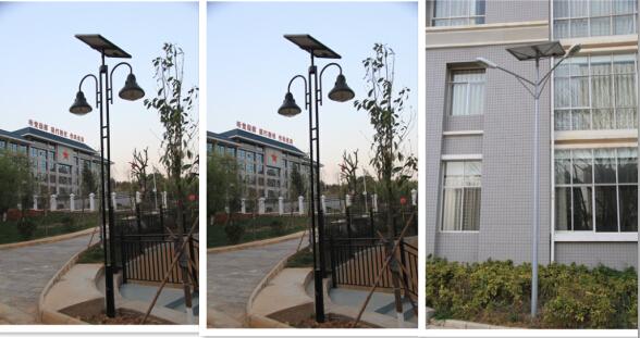 云南太陽能路燈厂家