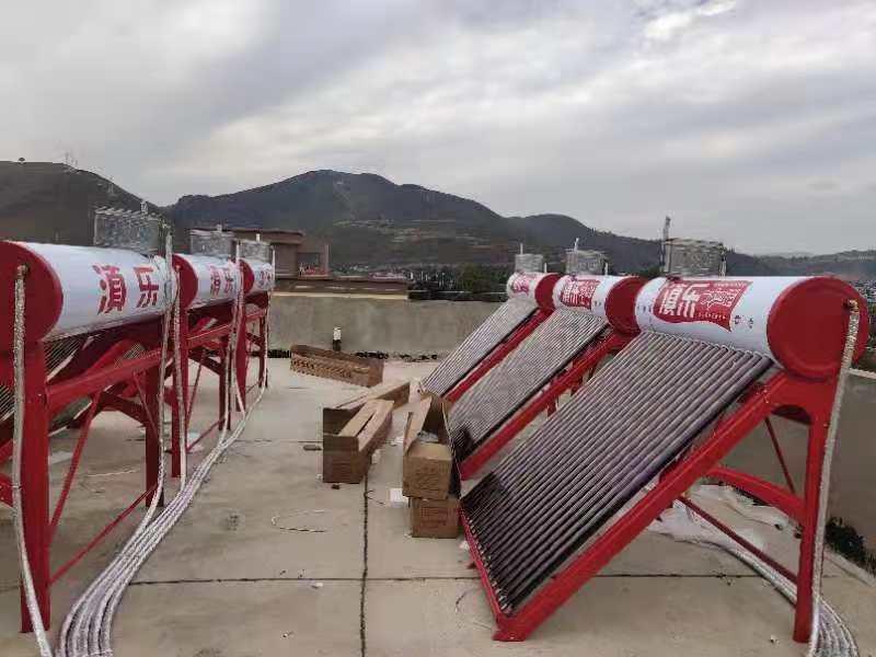 云南太陽能安裝