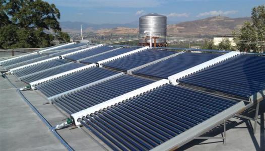昆明太陽能熱水器