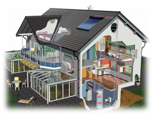 昆明建築太陽能一體化
