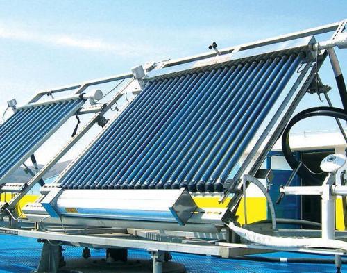 雲南太陽能熱水器安裝