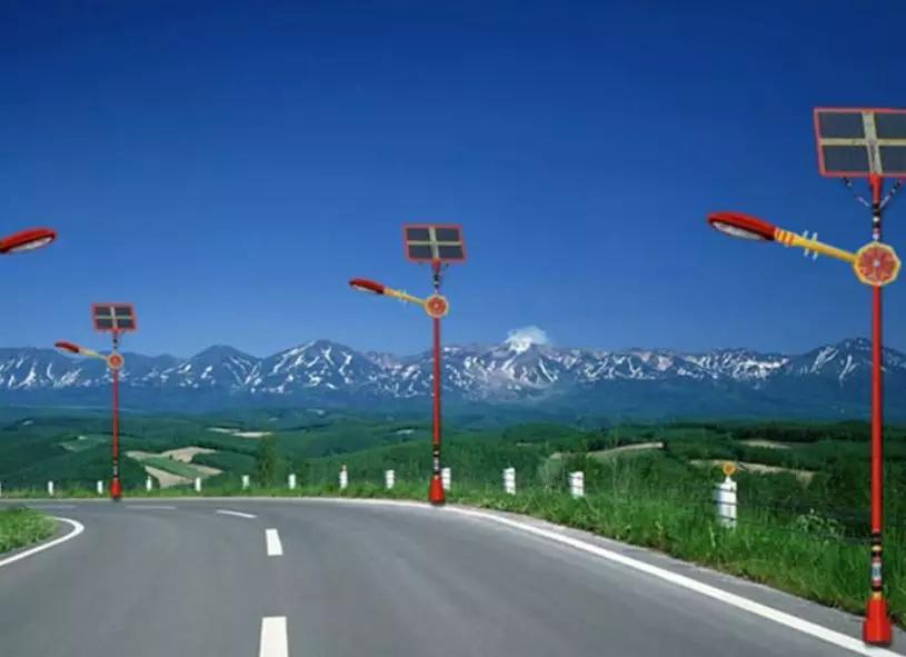 太阳能路灯详细施工安装方案