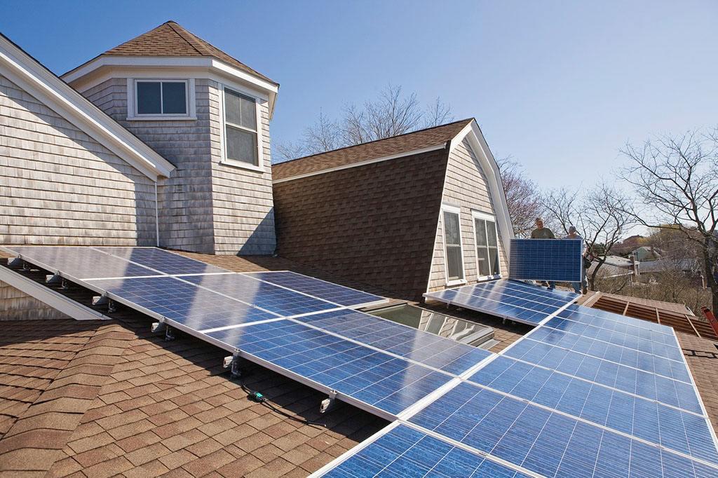 昆明太阳能热水器 | 世界上的大型太阳能公园