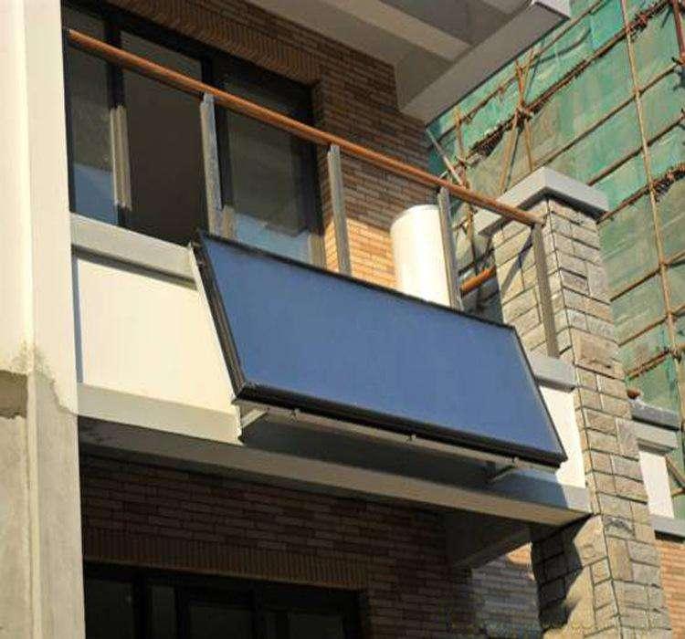 平板太陽能熱水器安裝方法及注意事項