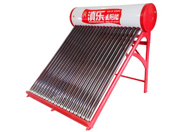 滇樂太陽能熱水器按照要求與注意事項