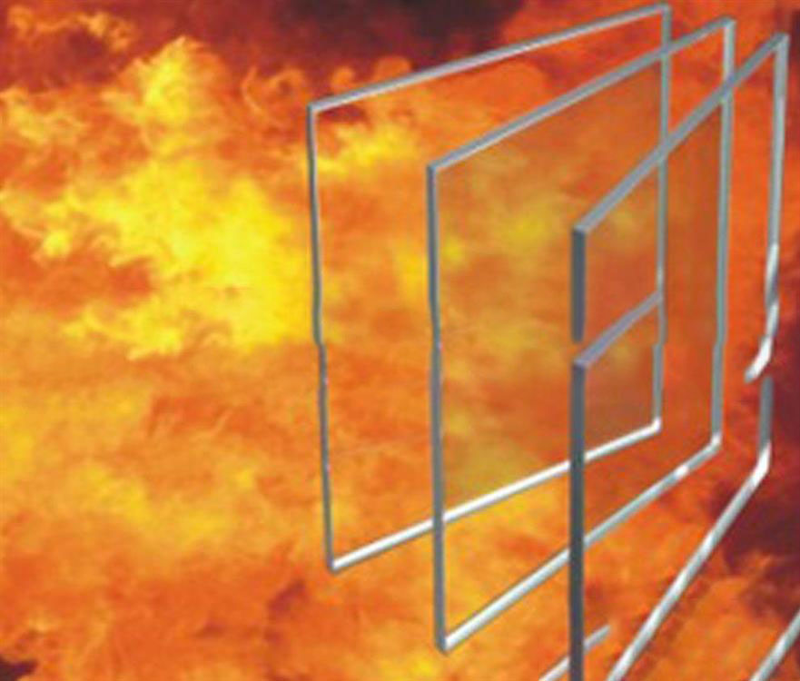 防火玻璃加噴淋保護時應注意哪些問題