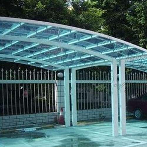 雨棚玻璃02
