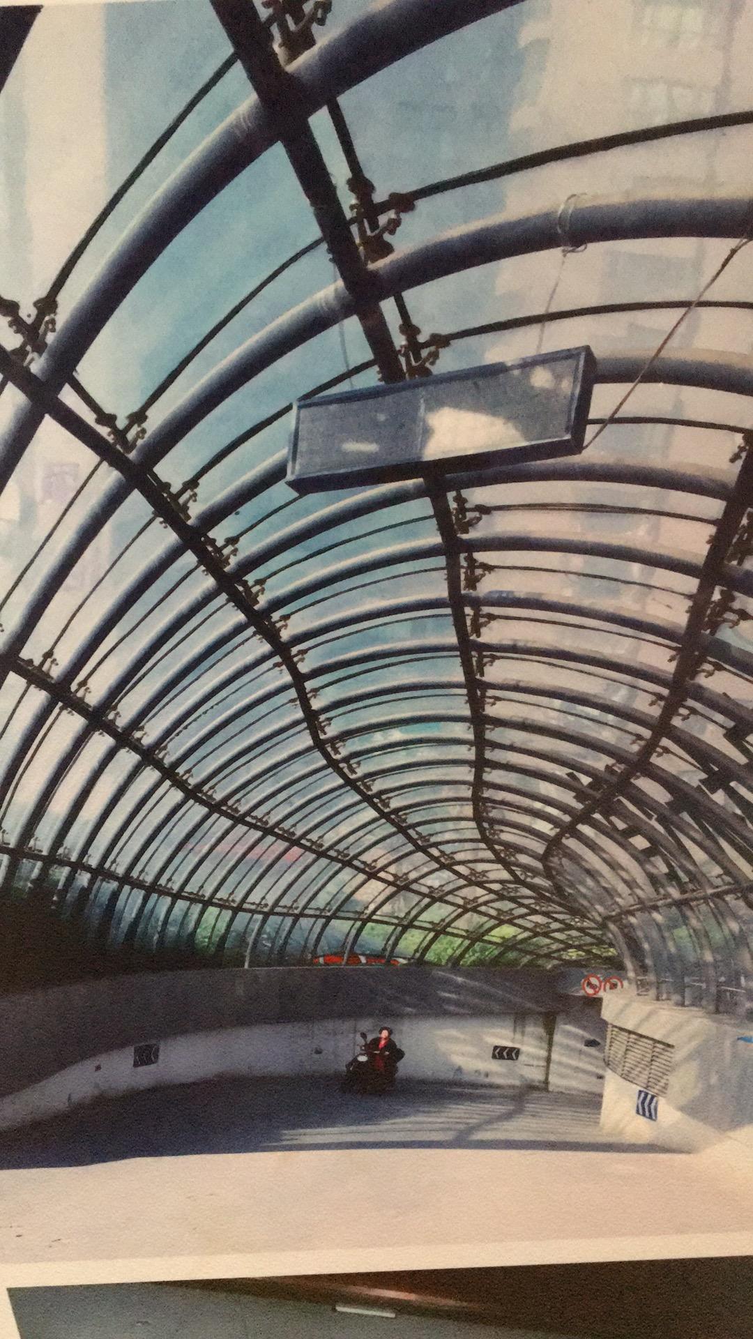 云南雨棚玻璃合作案例