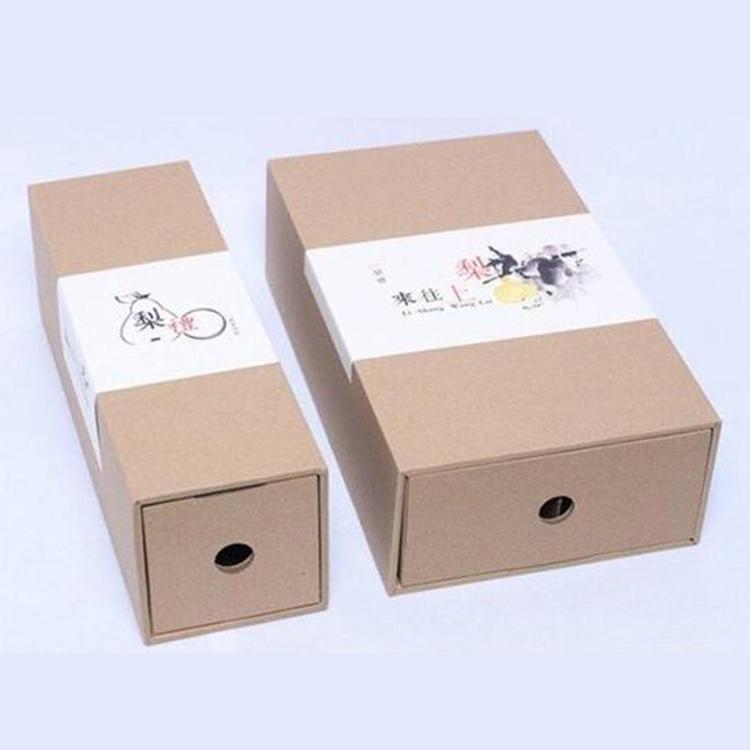 抽拉式水果箱包装