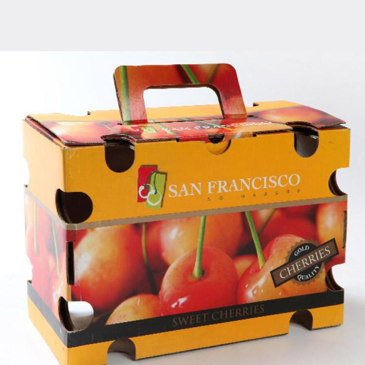 樱桃纸箱包装
