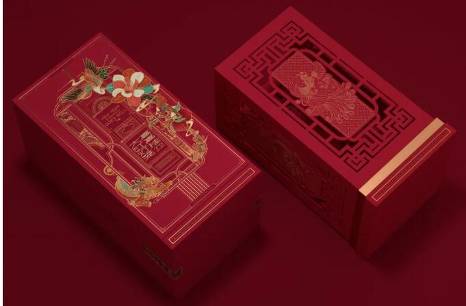 """【茶叶包装盒】开工大吉,赏析春节茶叶包装盒设计如何""""牛"""""""