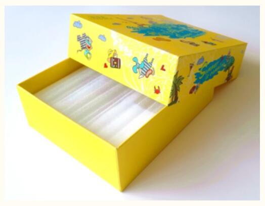 云南纸盒包装天地盖盒